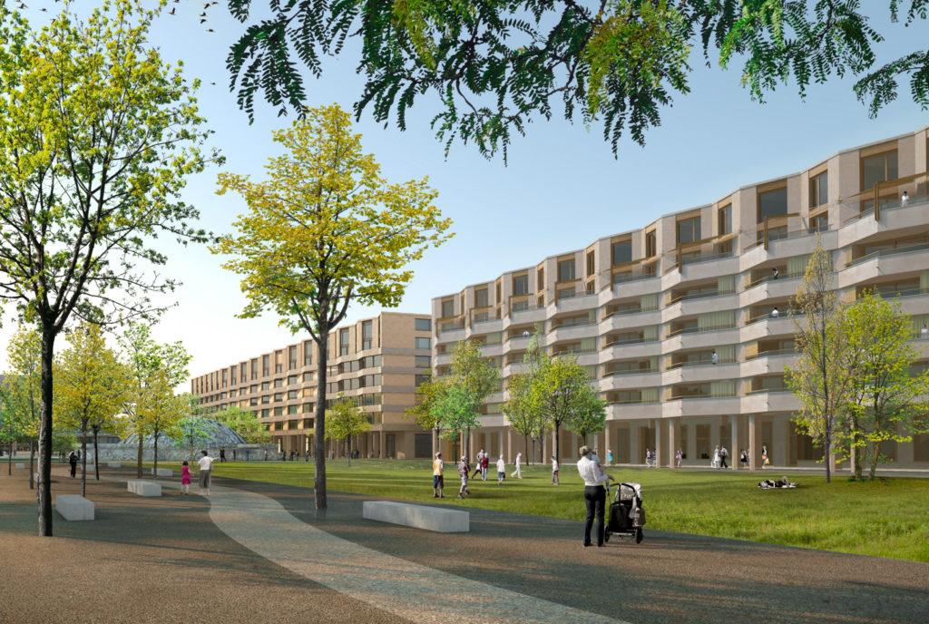 <strong>Residence Esplanade<span></span></strong><i>&rarr;</i>