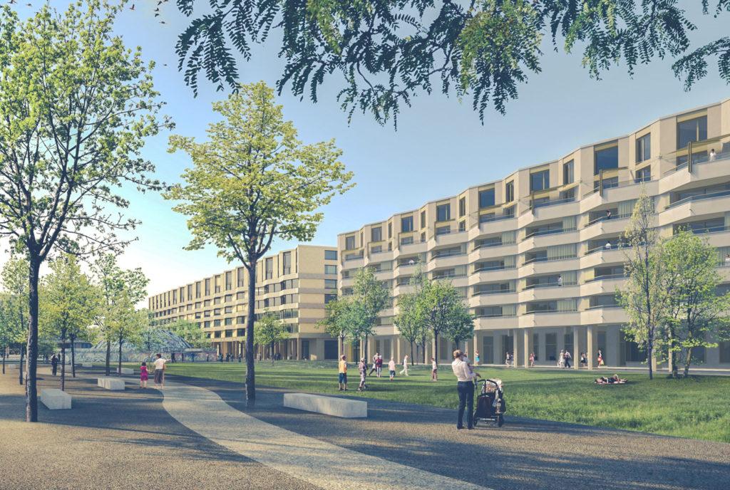 <strong>Residence Esplanade<span><b>in</b>Residential  </span></strong><i>&rarr;</i>