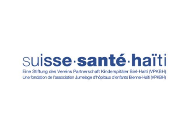 <strong>Suisse Santé Haïti<span></span></strong><i>&rarr;</i>